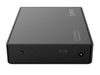 Hộp ổ cứng 3.5inch và 2.5 SATA 3 USB 3.0 cổng Type C/ box đựng ổ cứng cổng type C