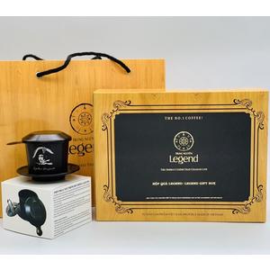 Hộp Quà tặng Cà phê Legend Trung Nguyên