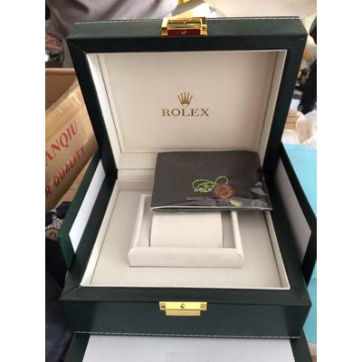 Hộp đựng đồng hồ rolex chính hãng fullbox,Watch box Rolex RL-01