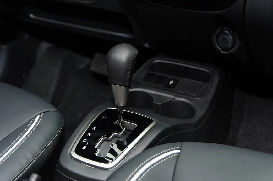 Hộp số tự động CVT trên xe Attrage bản Premium cao cấp