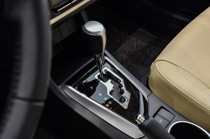 Hộp số tự động xe Corolla Altis bản E CVT