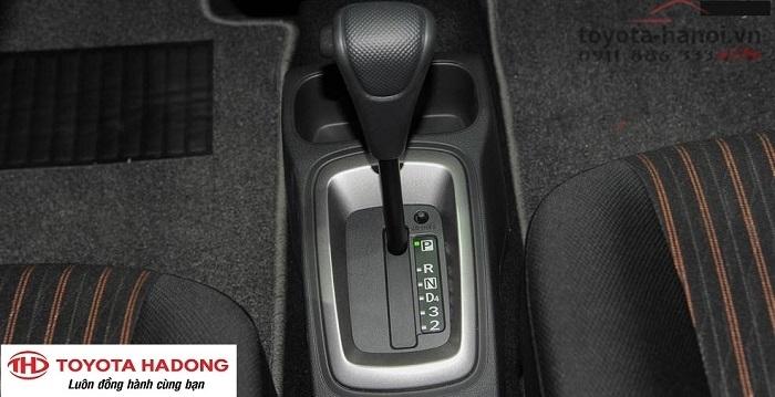 Hộp số tự động xe Toyota Wigo 2021