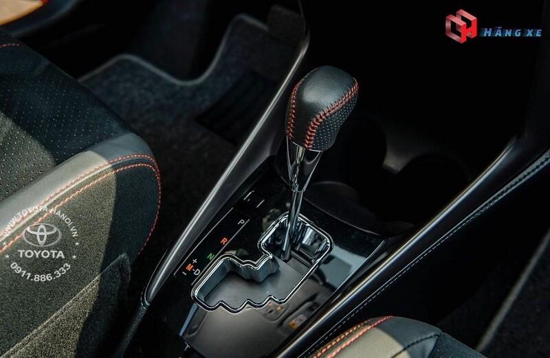 Hộp số tự động xe Vios GRS 2021