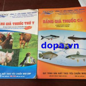 Hợp Tác Phân Phối Thuốc Thú Y, Thuốc Thủy Sản ANOVA - DOPA.VN