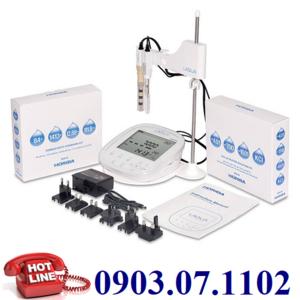 Horiba PC1100-S - Máy Đo PH/ ORP / Độ Dẫn / Điện Trở / Độ Mặn / TDS Để Bàn