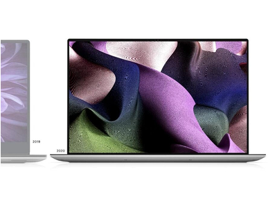 Dell XPS 15 9500 i9-10885H - GTX 1650 Ti 4G - RAM 64 GB - SSD 2TB Mới 100%