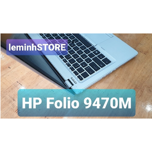 Laptop HP Elitebook Folio 9470m