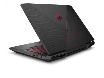 HP Omen 15T Core i7 7700HQ | RAM 8GB | HDD 500GB + 128GB SSD | GTX 1050Ti