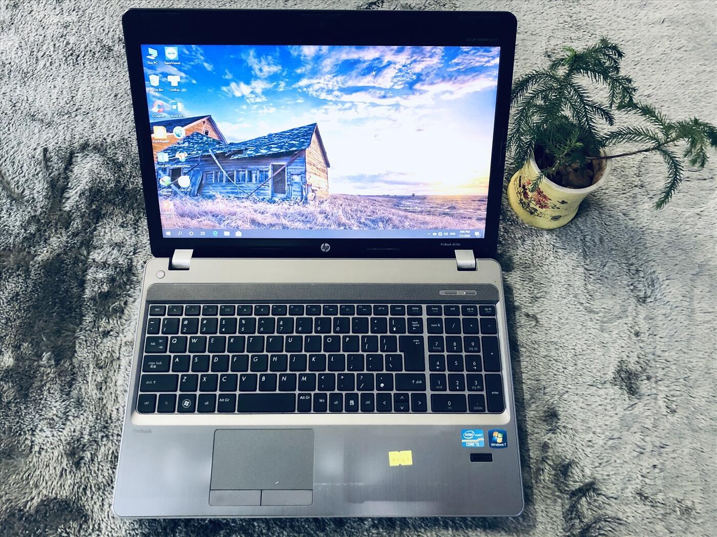 HP ProBook 4530S    i5 2540M~2.6GHz    RAM 4G/ HDD 250G    15.6 HD HD