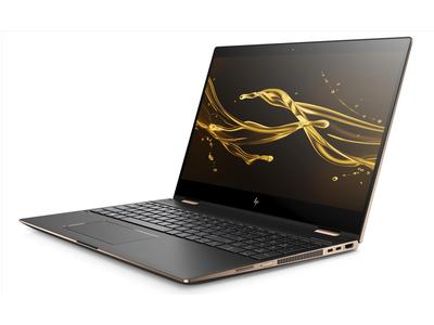 HP Spectre 15x360 Core i7-8550U/16GB/ SSD 512GB NVME/NVIDIA GX150 / 15.6' 4K UHD Touch / WIN 10.