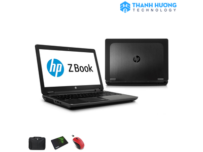 HP ZBOOK 17 G1 CORE I7-4930MX RAM 16GB SSD 512GB VGA Nvidia Quadro K4100 FHD 17.3 INCH