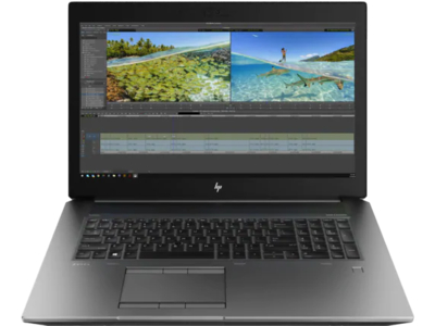 HP Zbook 17 G6 (Core i7-9850H | Ram 32GB | SSD 512GB NVM| 17.3 inch FHD | Nvidia Quadro RTX 3000 New