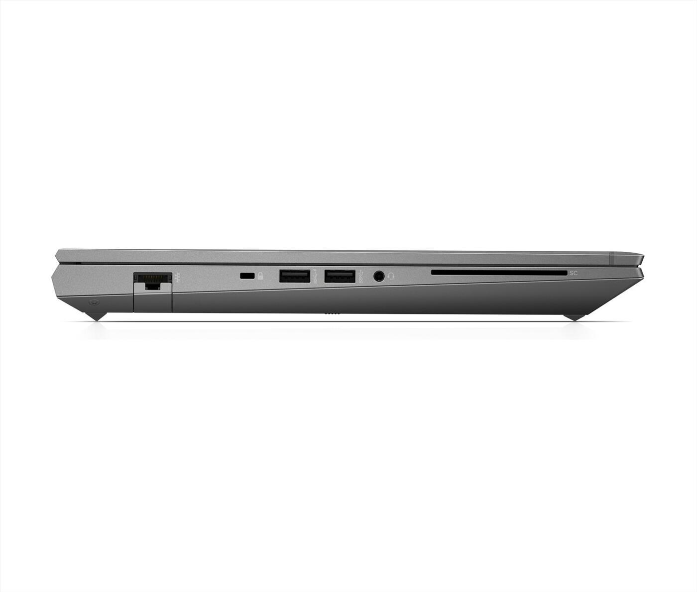 HP ZBook Fury 17 G7