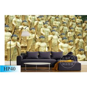 GẠCH 3D MẪU HP40