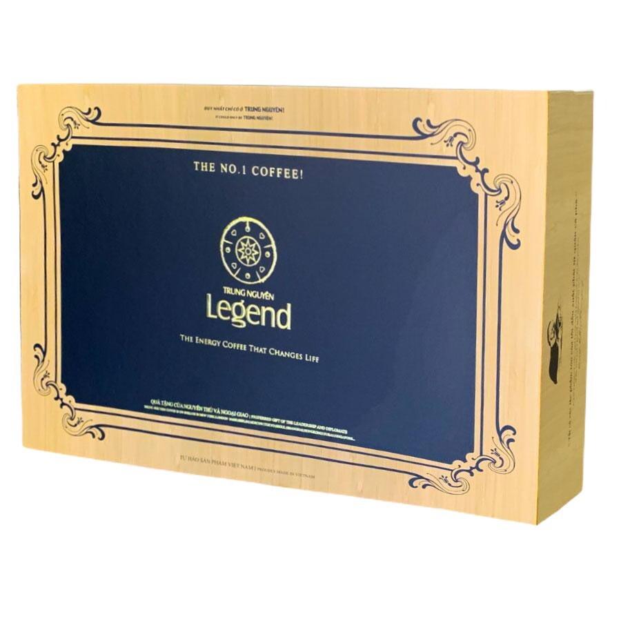 Hộp quà Legend Trung Nguyên