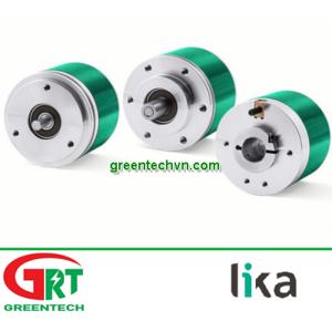 HS58, HS58S, HSC5 | Lika HS58, HS58S | Single-turn rotary encoder / absolute / hollow-shaft
