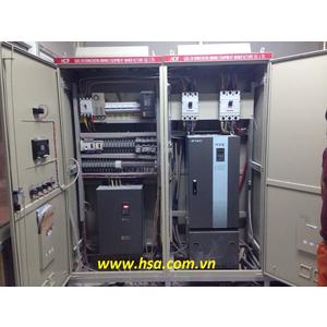 HSA Automation lắp đặt tủ điều khiển Biến tần