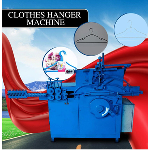 Máy làm móc quần áo tự động