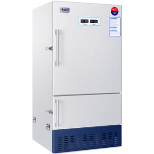 Tủ bảo quản vắc xin năng lượng mặt trời, 2 dải nhiệt độ, 160 lít (2 ÷ 8oC và ≤ -10oC) Haier HTCD-160