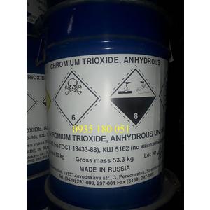 Chromium Trioxidde- Axit Crom CrO3