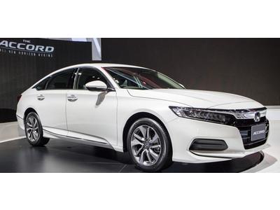 Honda Accord 2019 chốt ra mắt VN vào tháng 10, không có bản 2.0L