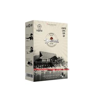 Cà Phê Sữa Đá Trung Nguyên Legend Hộp 9 gói