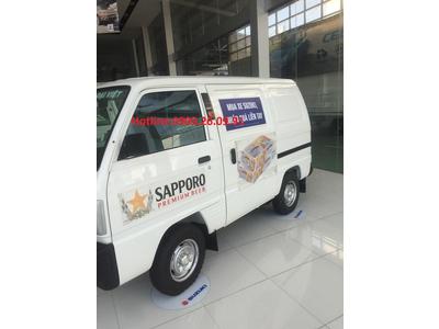Suzuki Blind Van 580kg