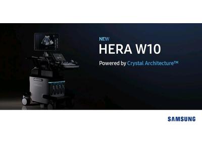 Thiết kế siêu âm mới của HERA W10