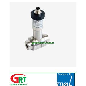 Máy phát áp suất chênh lệch TST-DD 40  Tival pressure transmitter TST-DD 40   Tival Sensor Việt Nam