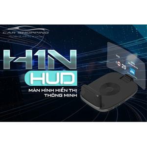 HUD VIETMAP H1N dẫn đường + Cảnh báo tốc độ