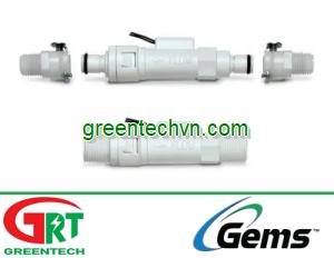 FS-150, FS-380P series  Piston flow switch   Công tắc lưu lượng   Đại lý Gems Sensor tại Việt nam