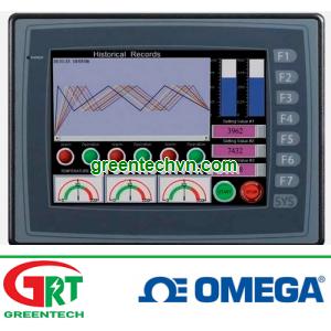 Human machine interface with keypad / panel 3.5 - 10.4 in, max. 640 x 480 px | HMi04CU