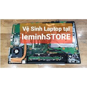Vệ sinh Laptop đúng cách giảm nhiệt