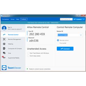 Hướng dẫn cài đặt phần mềm Teamviewer hỗ trợ online từ xa