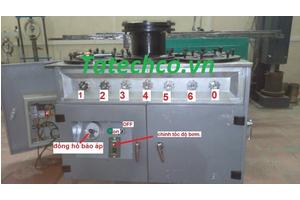 Hướng dẫn sử dụng máy thử độ thấm của bê tông