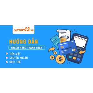 Hướng dẫn thanh toán mua hàng tại Laptop43.vn