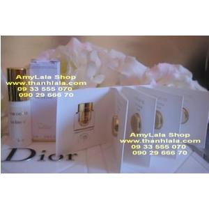 Huyết thanh trị lão hóa nám trắng da Dior L'or De Vie Le Sérum 5ml - 0902966670 - 0933555070