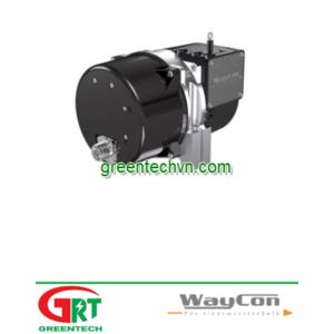 HX series | Draw-wire position sensor | Cảm biến vị trí dây rút | WayCon Việt Nam