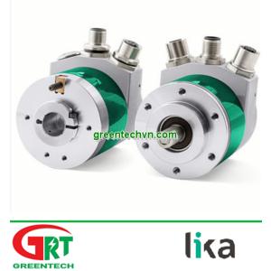 Hx58 FB, Hx58S FB, | Lika | Bộ mã hóa vòng xoay | Multi-turn rotary encoder / absolute /hollow-shaft