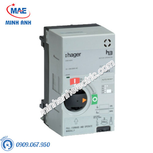 Thiết bị đóng cắt Hager (MCCB) - Model HXB042H