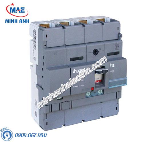Thiết bị đóng cắt Hager (MCCB) - Model HXC031H
