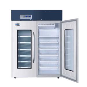 Tủ Lạnh Bảo Quản Vắc-Xin 2°C ~ 8°C, 1387 Lít, HYC-1387, Cửa Kính, Hãng Haier