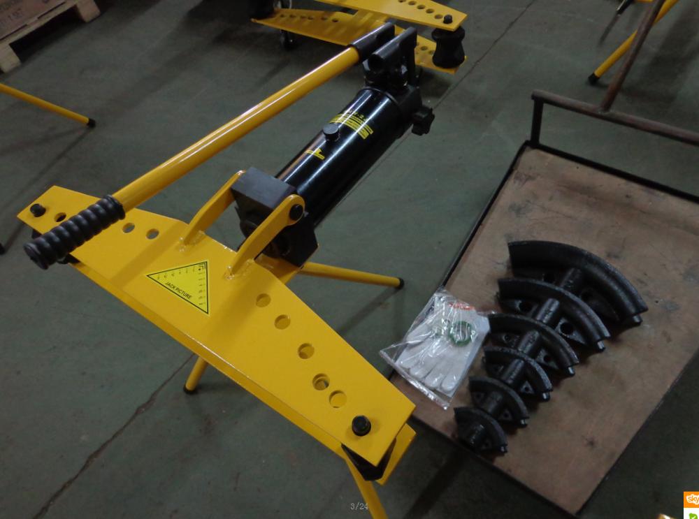 Máy uốn ống thủy lực TLP HHW-4J