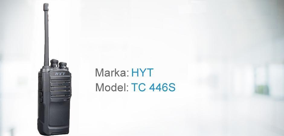 MÁY BỘ ĐÀM HYT TC-446S (UHF)