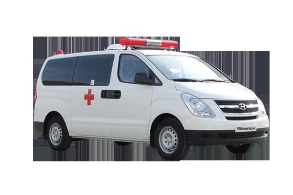 Hyundai Starex cứu thương 2.4 MT (máy xăng)