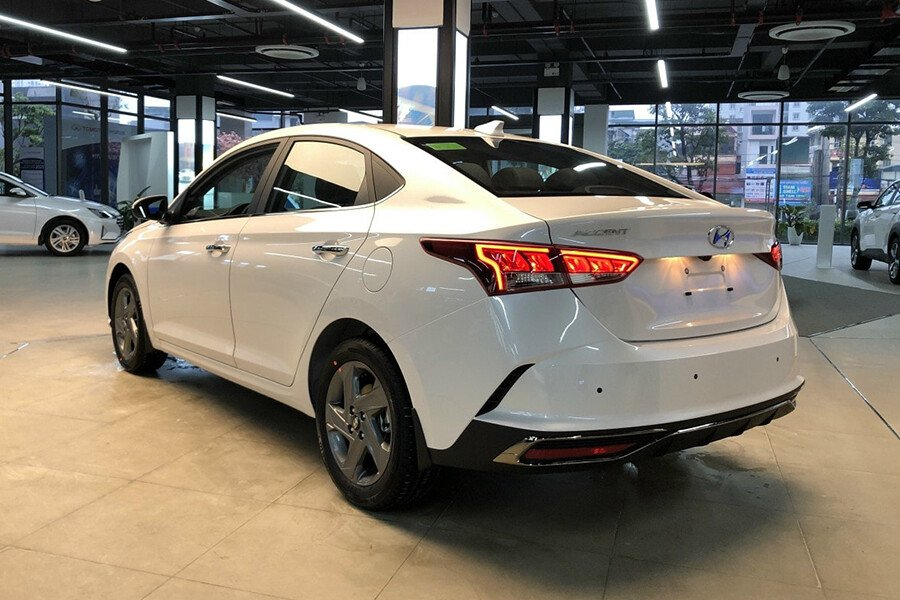 Hyundai Accent 1.4 AT 2021