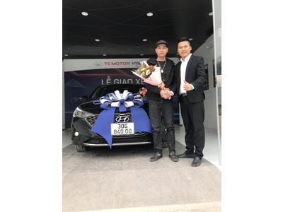 Hyundai Accent 2021 - Khách hàng tại Quốc Oai