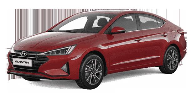 Hyundai Elantra 1.6 AT 2021