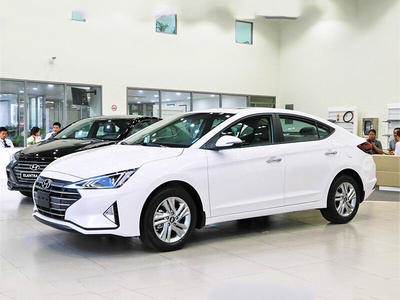 Hyundai Elantra 2.0 AT 2020