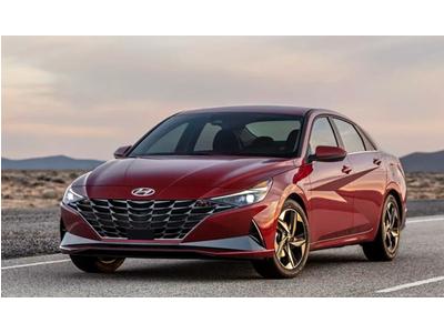 Hyundai Elantra 2021 chính thức trình làng